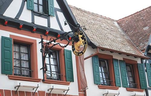 Buchungsanfrage Hotel Rössel, Kandel